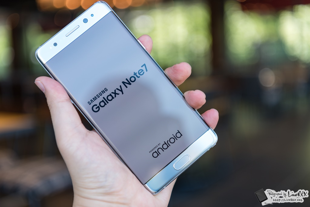 So sánh Galaxy Note 7FE và Galaxy Note 7 (ảnh 1)