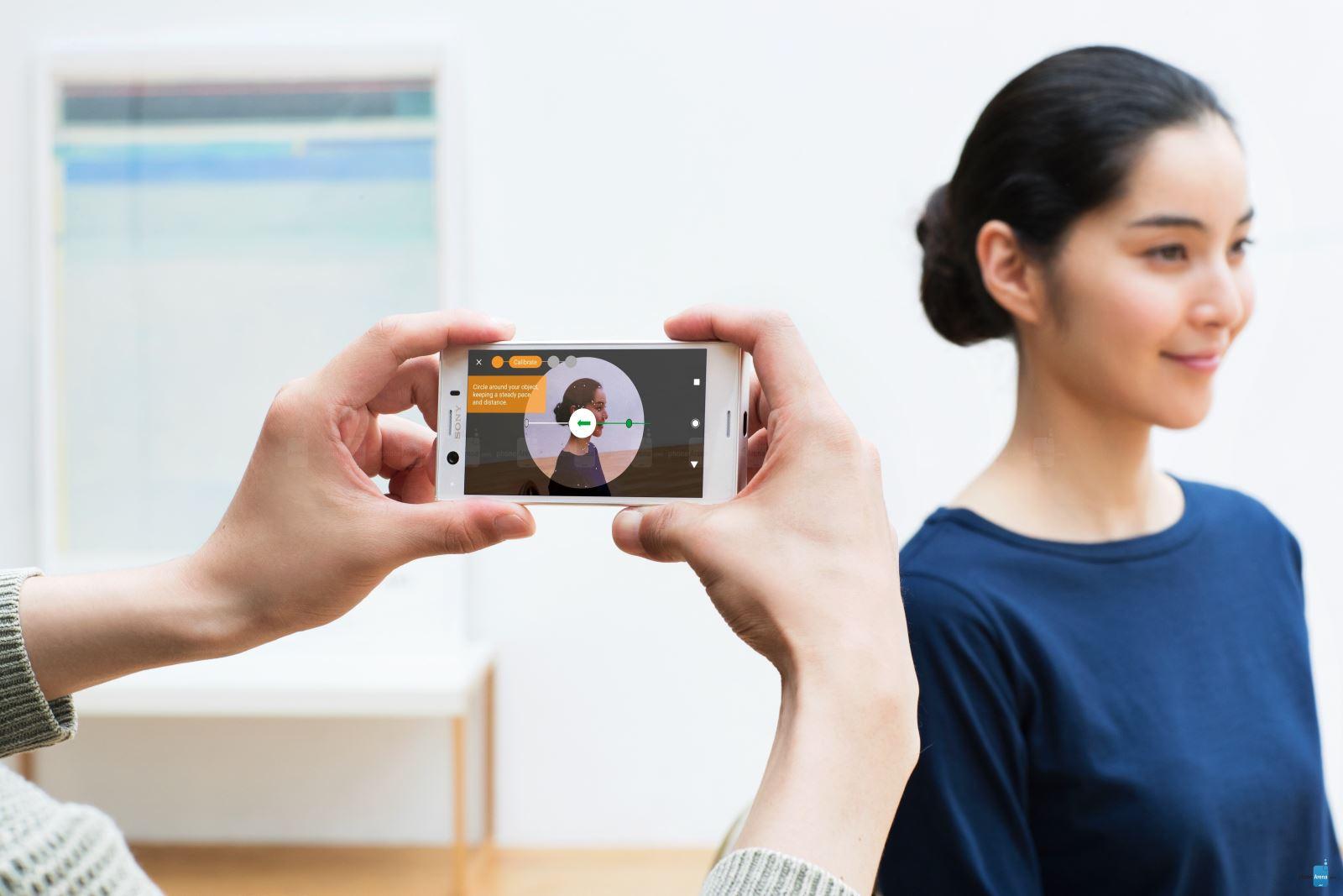 3D Scanning trên Xperia XZ1 và XZ1 Compact (ảnh 3)