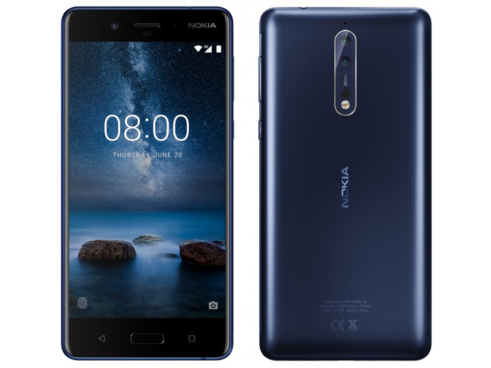Nokia 8 (ảnh 3)