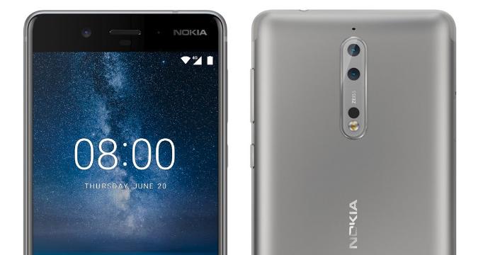 Nokia 8 (ảnh 2)