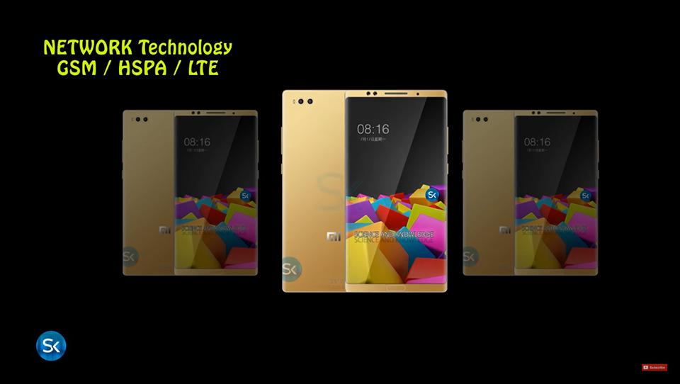 Xiaomi Mi Note 3 (ảnh 3)