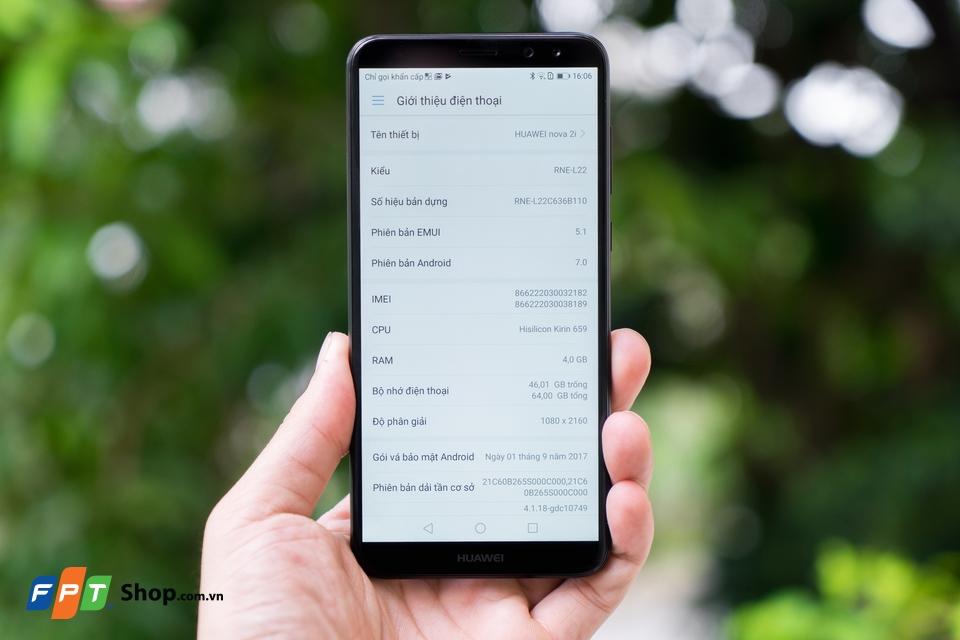 Đánh giá nhanh Huawei Nova 2i (ảnh 12)