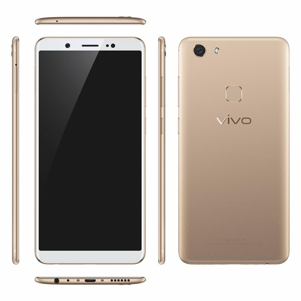Vivo V7 chính thức ra mắt (ảnh 2)