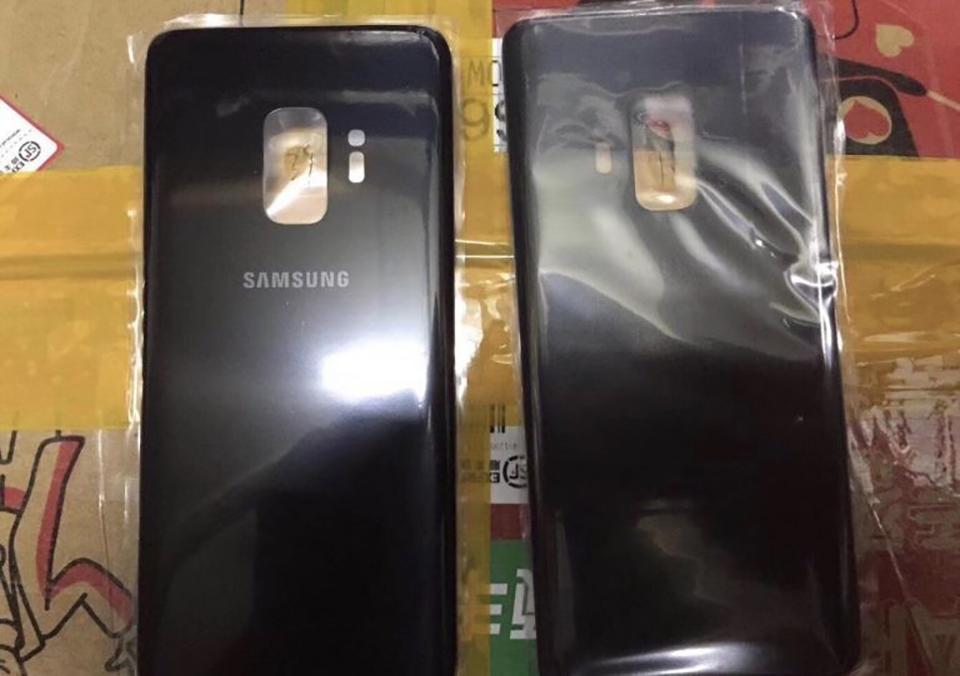 Lộ diên hình ảnh thiết kế của Galaxy S9 và S9 Plus không như những tin đồn trước đây