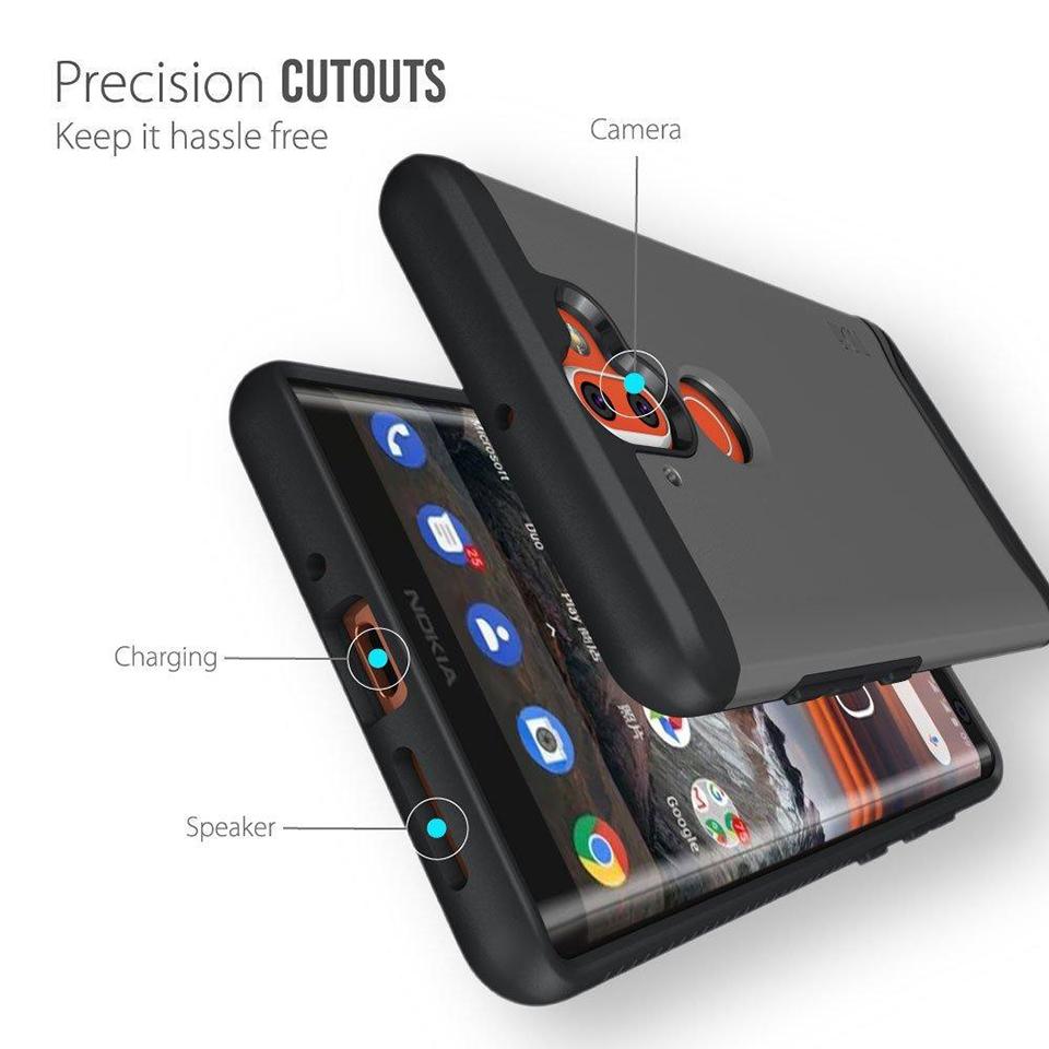 Nokia 9 lộ diện cùng ốp lưng bảo vệ (ảnh 8)