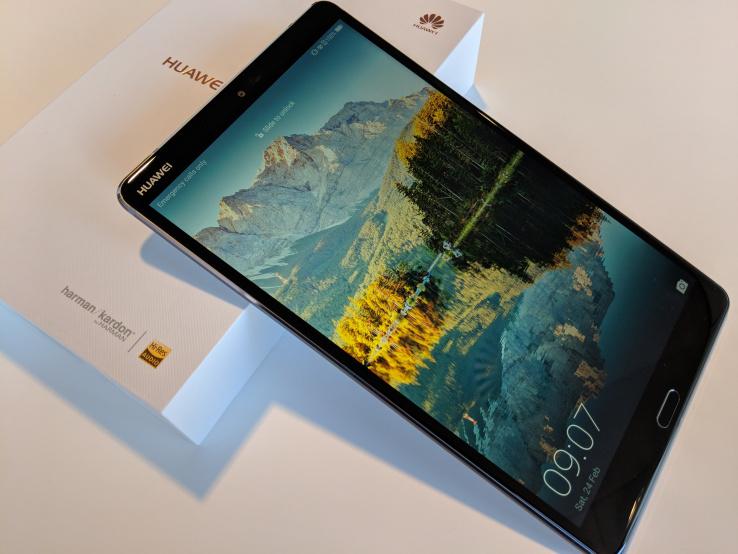 Huawei ra mắt loạt tablet MediaPad M5 mới (ảnh 2)