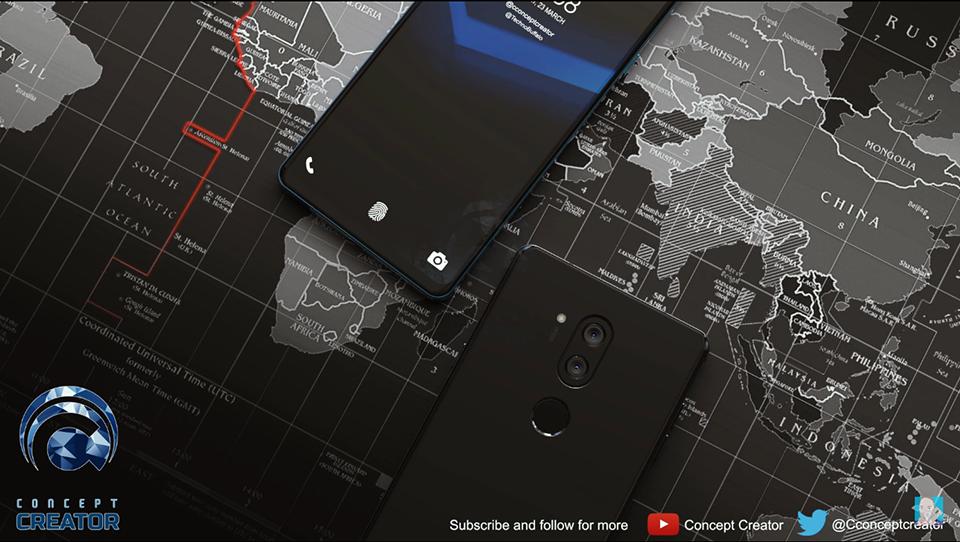 Concept LG G7 Neo tuyệt đẹp (ảnh 2)