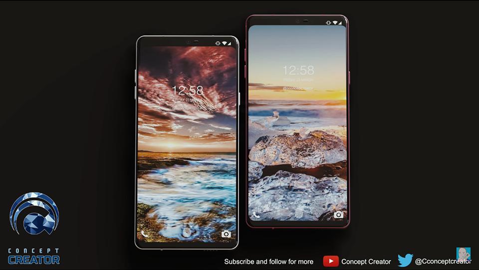 Concept LG G7 Neo tuyệt đẹp (ảnh 1)