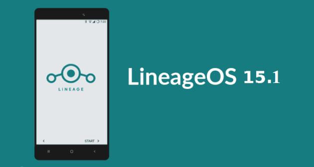 LineageOS 15.1 sắp sửa được tung ra