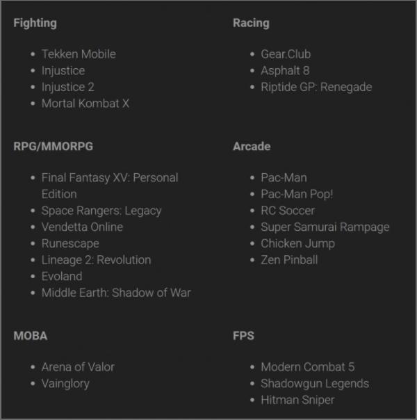 Màn hình UltraMotion 120Hz đã có game hỗ trợ