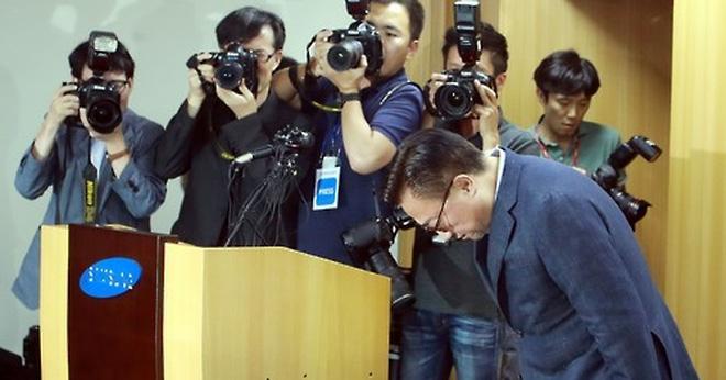 Sự cố ngoài ý muốn từ Note 7 Samsung