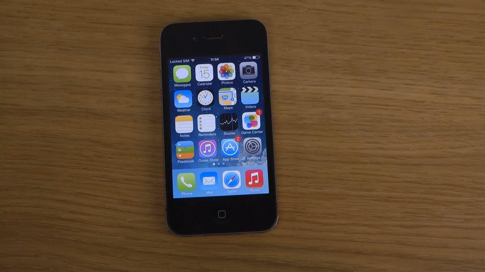 Các sản phẩm của iPhone trong 9 năm qua