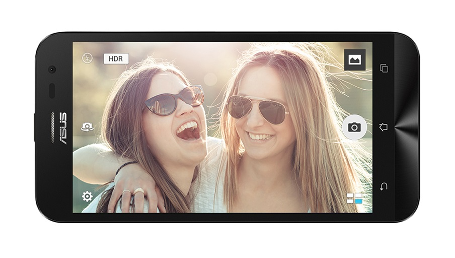 Ra mắt Zenfone 2 Laser màn hình 6 inch tại Việt Nam