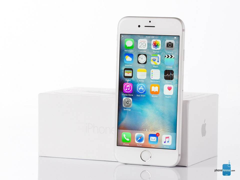 Đánh giá Apple iPhone 6S