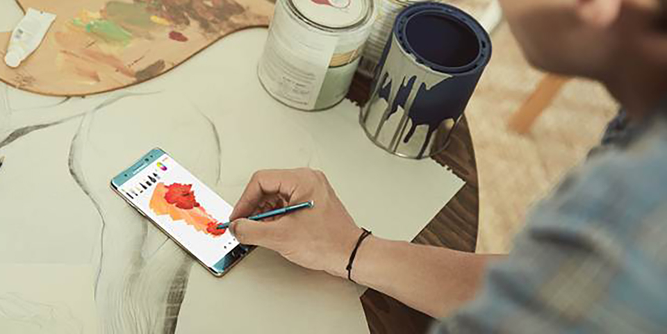 Samsung sẽ đổi tên các thiết bị thay thế Galaxy Note 7 thành Galaxy Note 7s