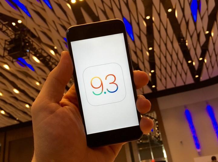 Những lý do bạn nên và không nên cài đặt iOS 9.3.3