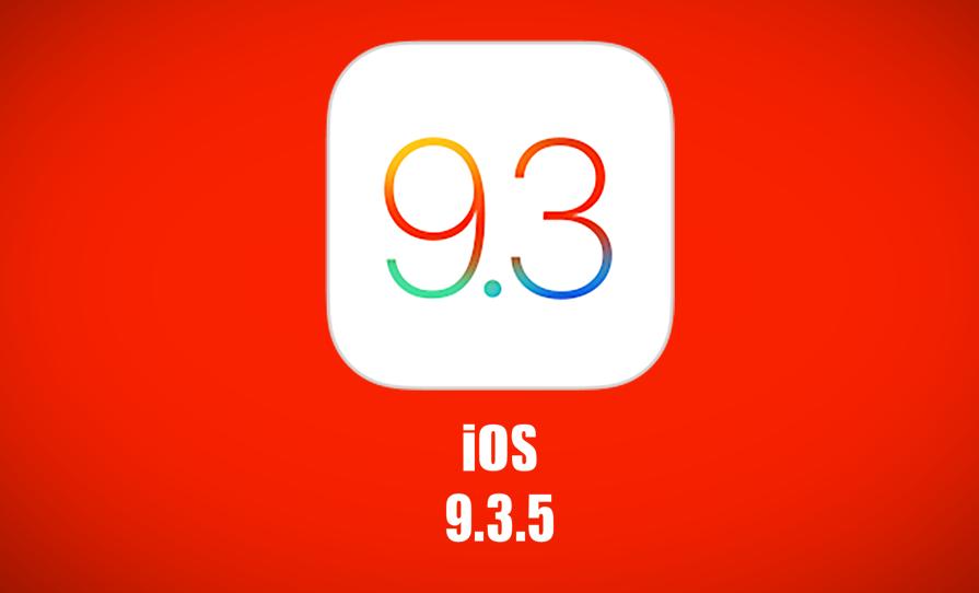 Lý do bạn nên cập nhật iOS 9.3.5 ngay hôm nay