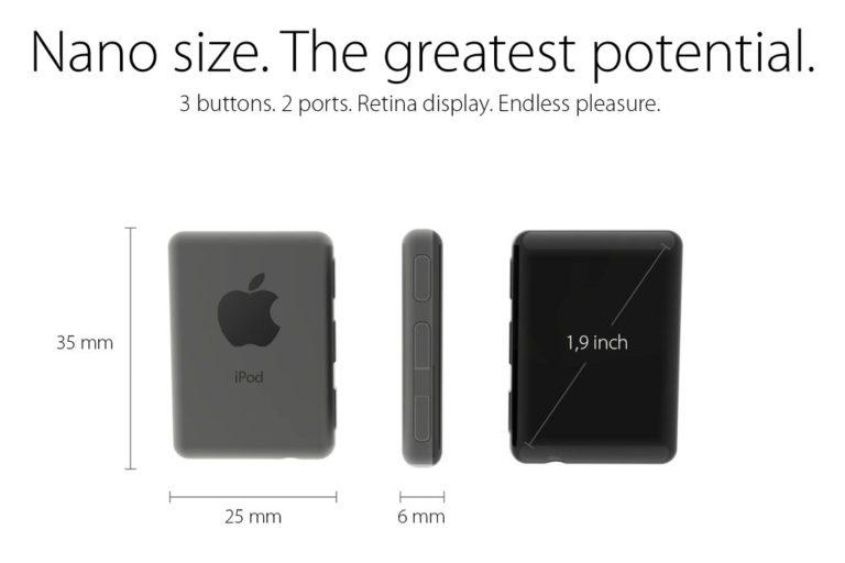 Ý tưởng iPod nano vàng hồng