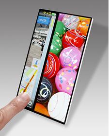 Khám phá công nghệ tạo ra những chiếc smartphone không viền màn hình