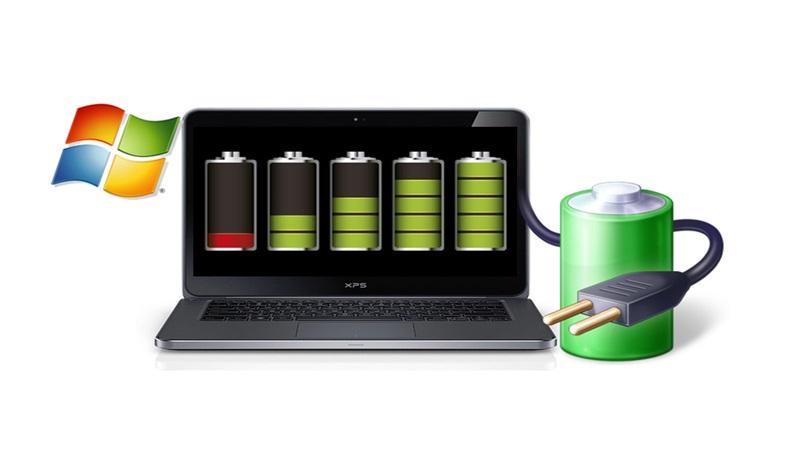 Hướng dẫn kiểm tra độ chai pin trên laptop