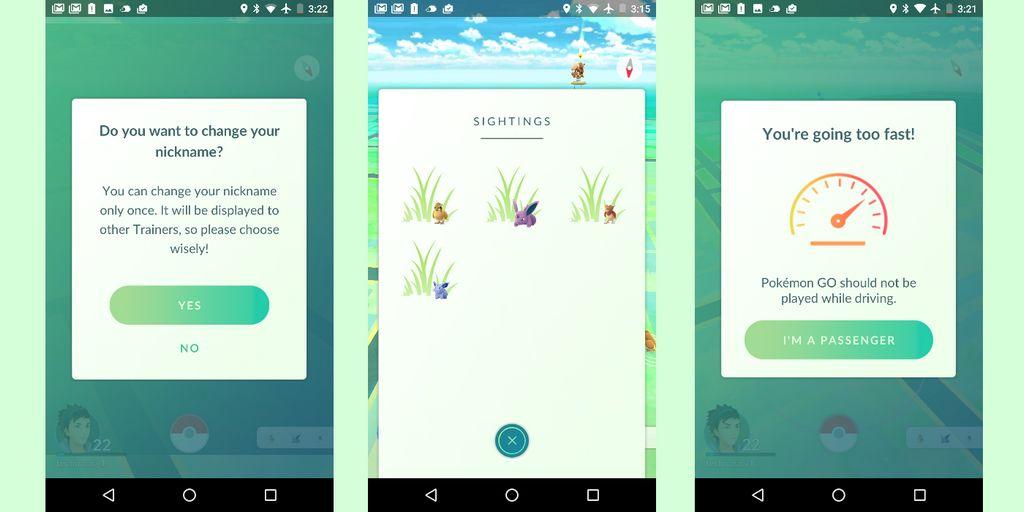 Pokemon Go có bản cập nhật mới cho cả Android và iOS