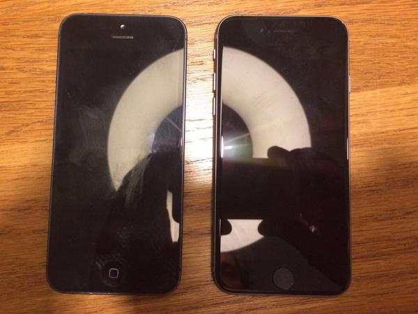 Ảnh rò rỉ thiết kế iPhone 5se