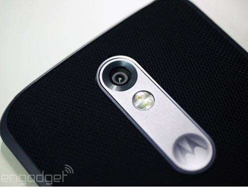 Camera Motorola Moto X Force