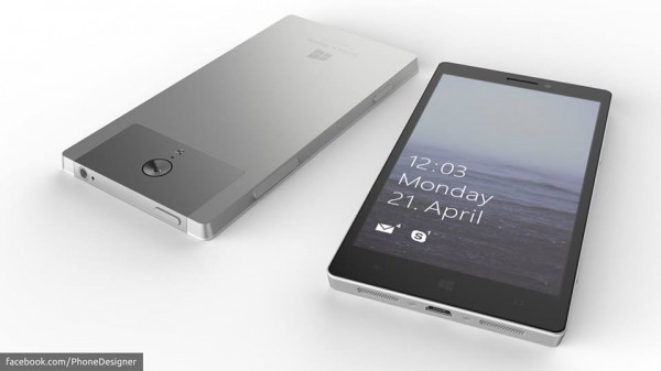Concept Surface Phone 3