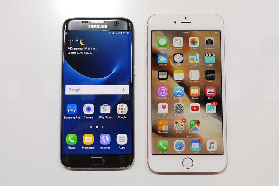 Điểm mặt 6 tính năng Samsung Galaxy S7