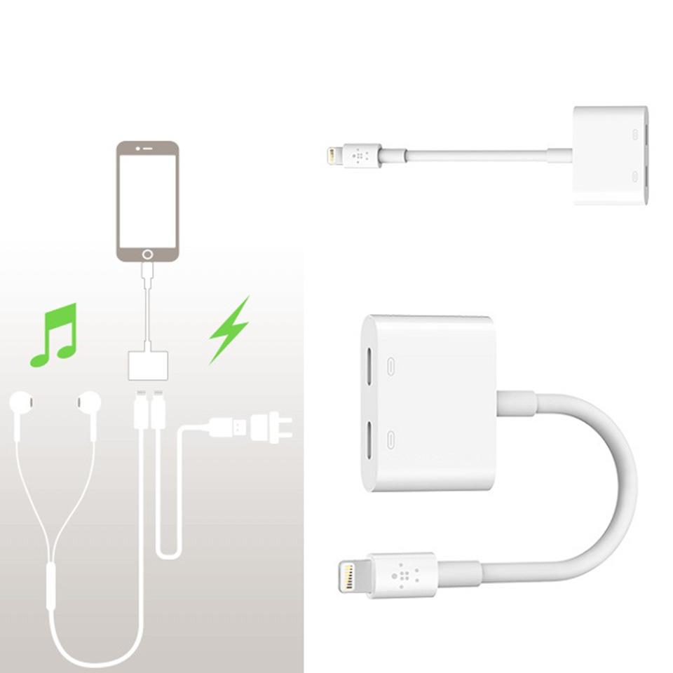 Hình ảnh rõ nét của Lightning Audio + Charge Rockstar