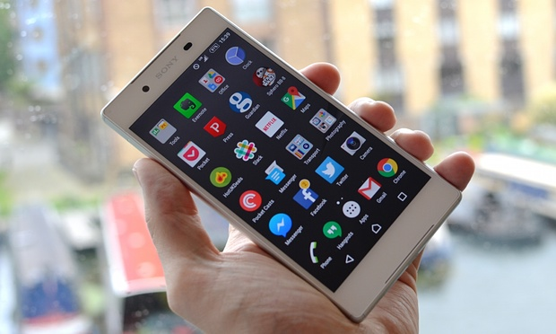 Xperia Z5 chạy Android 5.1.1