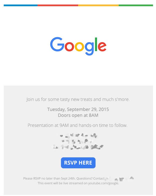 Sự kiện Google ngày 29 tháng 9