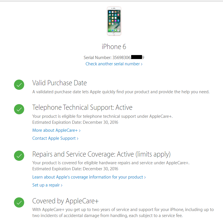 kiểm tra imei apple