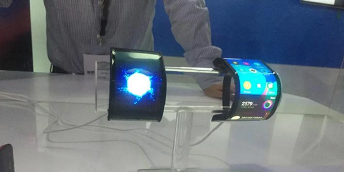 Lenovo ra mắt smartphone đeo cổ tay độc đáo 4