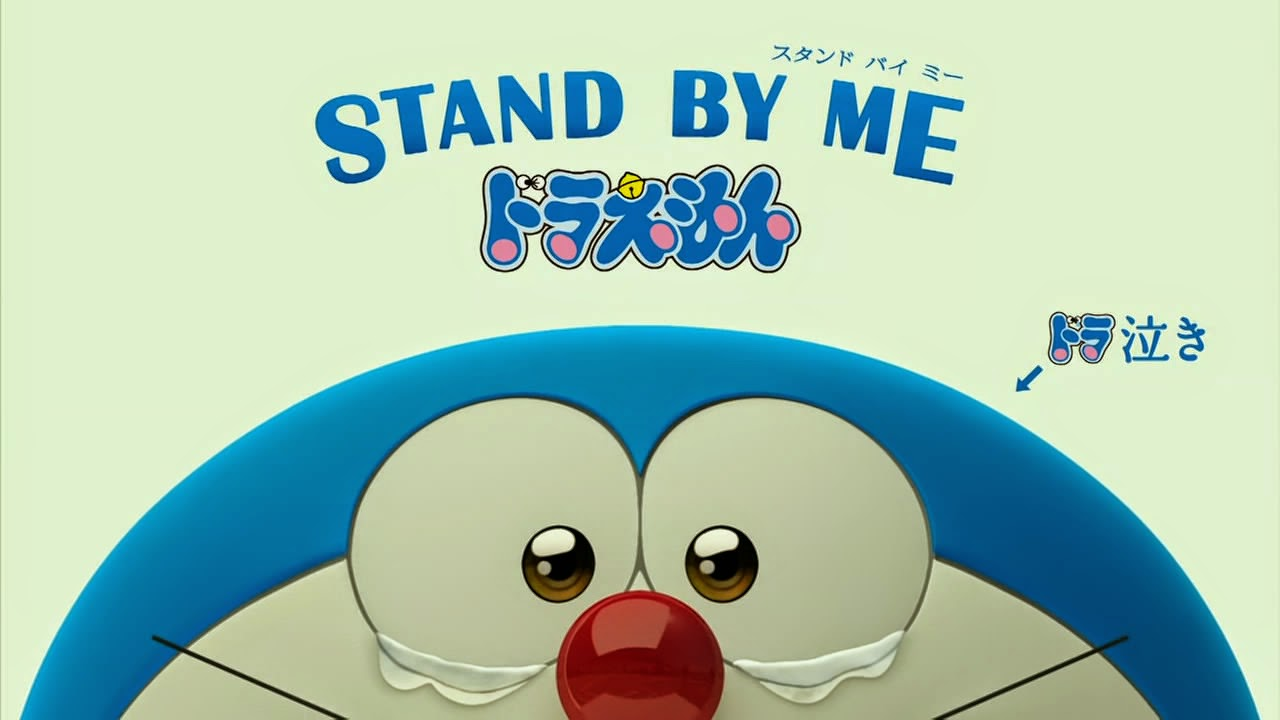 3D Stand By Doraemon