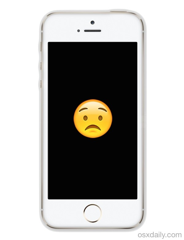 iPhone ngẫu nhiên tắt