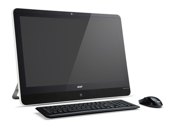 All-in-One Acer Aspire Z3 độc đáo