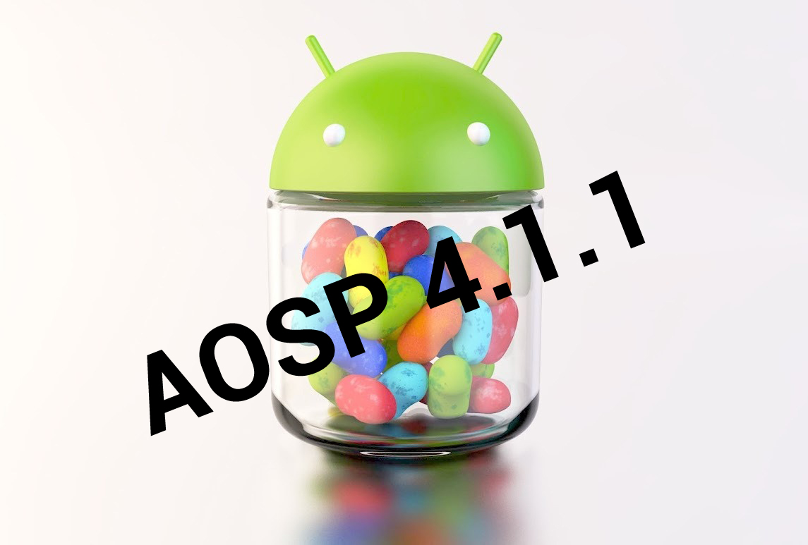 Android 4.1.1 Jelly Bean