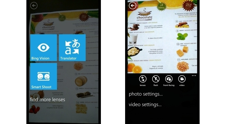 Bing Translator Windows Phone