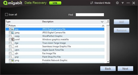 Amigabit Data Recovery fpt