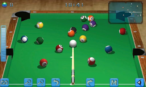 Game Bida 3D – Byterun Pool