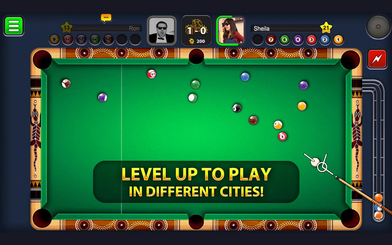 Game bida 8 Ball Pool