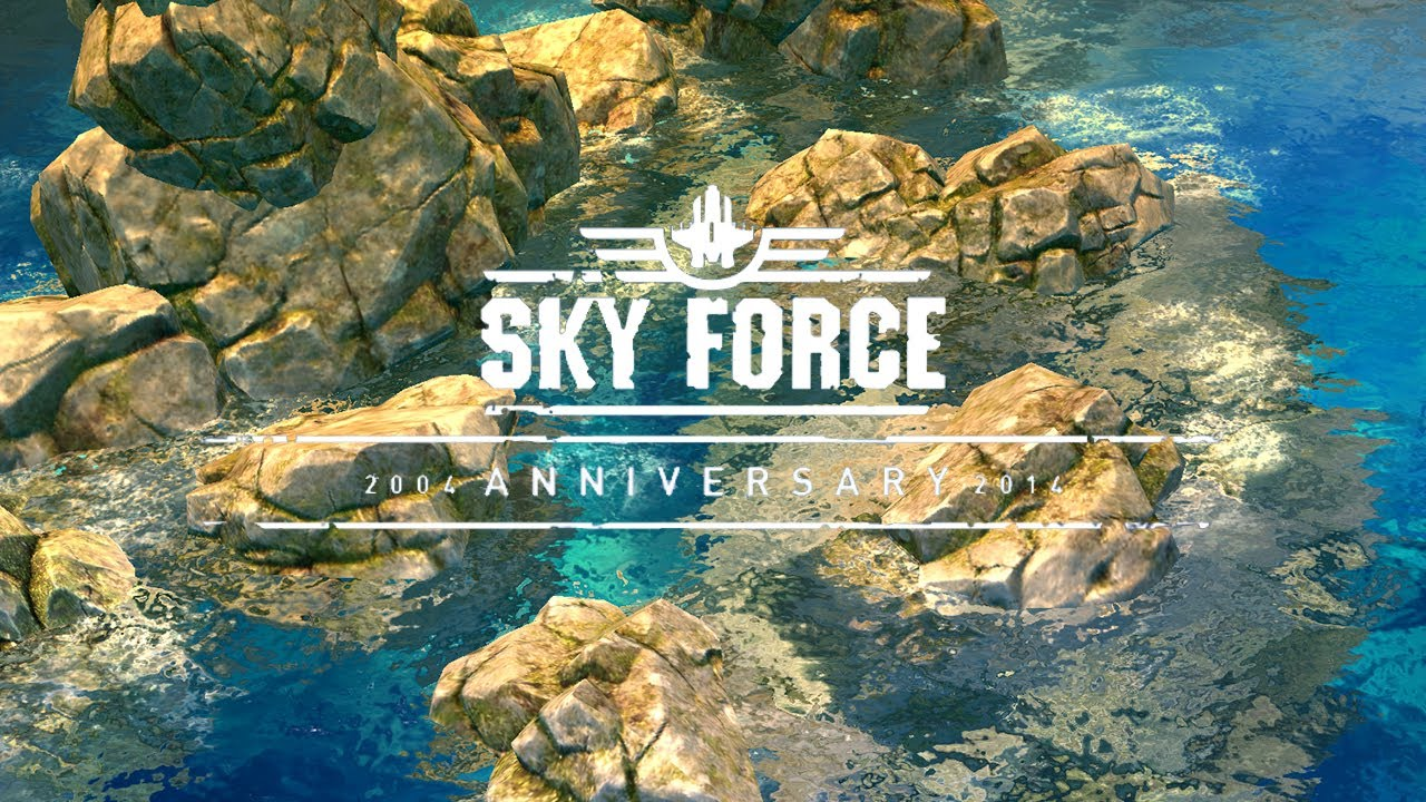 Game Sky Force 2014 trên iPhone