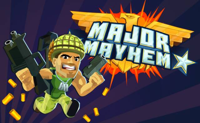 Game Major Mayhem