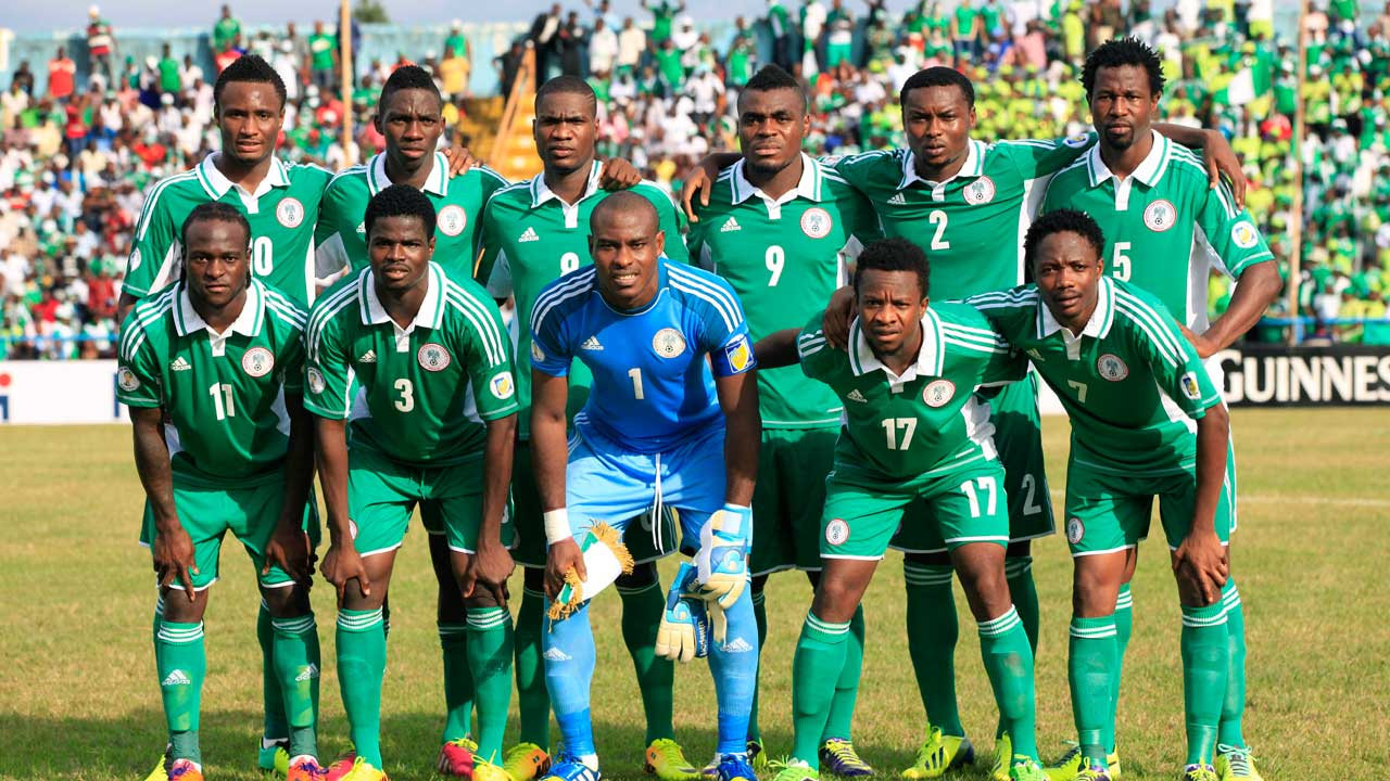 Nigeria World CUp 2014