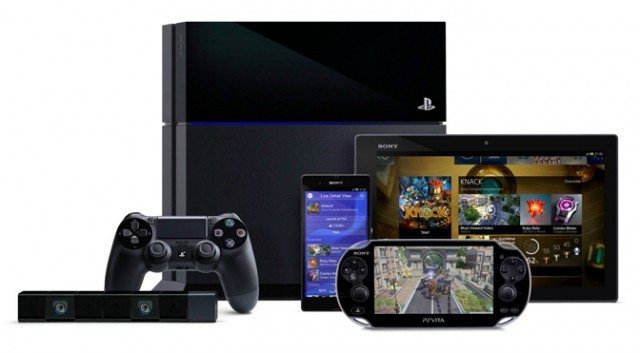PS3 với PS 4