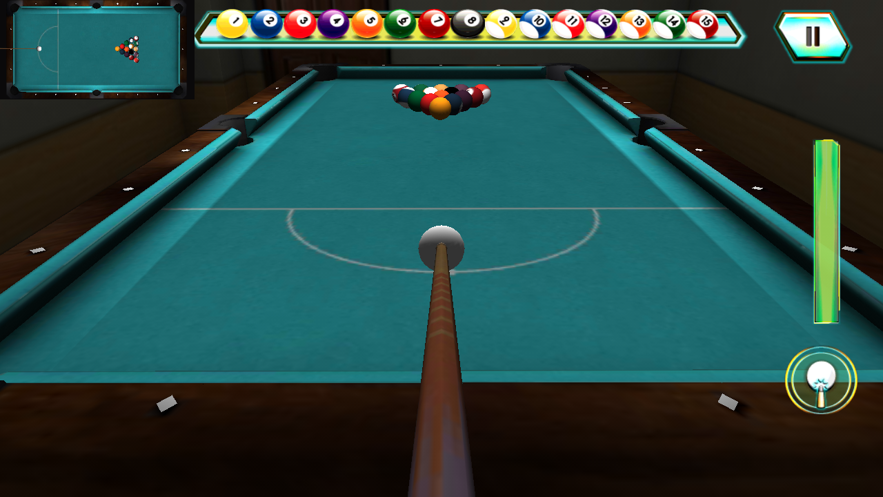 Real Billiard 8 Ball Pool 3D