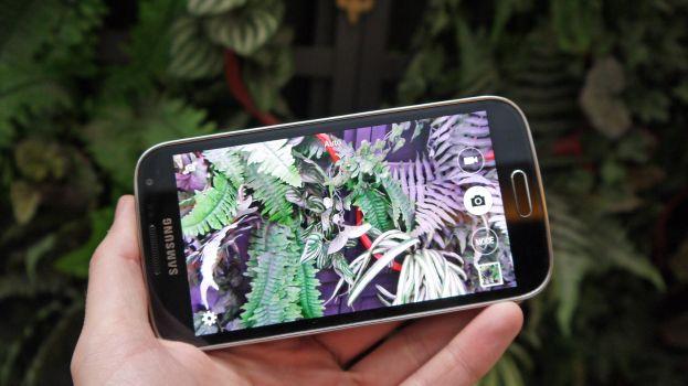 Đánh giá khả năng chụp ảnh của Samsung Galaxy K Zoom