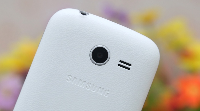 camera Samsung Galaxy Pocket 2