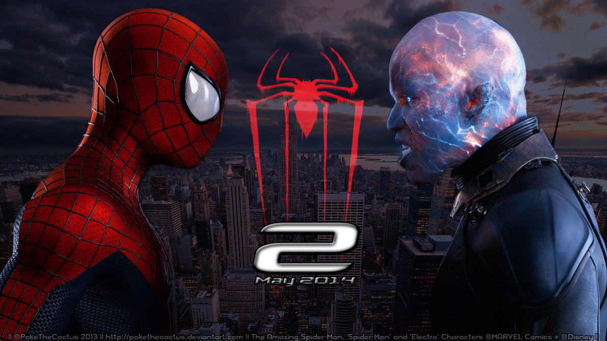 Game The-Amazing-Spider-Man-2